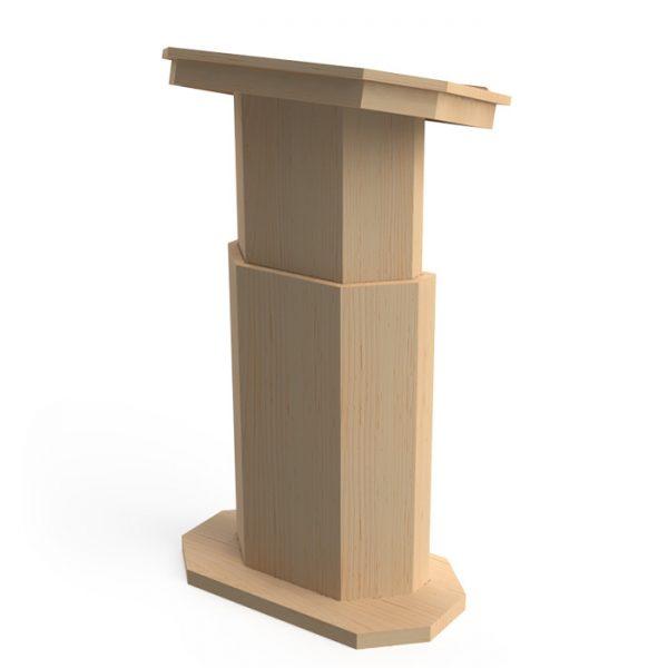 Height Adjustable Lectern