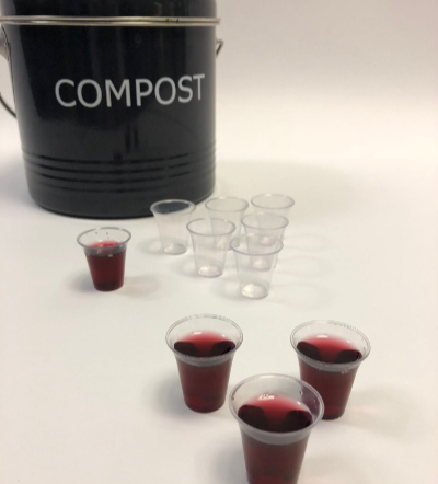 Biodegradable Communion Cup